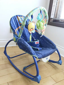 Chaise à bascule / Baby Rocking Chair