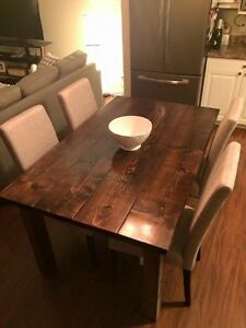 Rustic Kitchen Table Kitchener / Waterloo Kitchener Area image 5