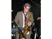 Tenor Sax looking for originals Ska/Reggae Ska/Punk band