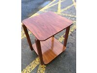 Gorgeous Art Deco Occasional Table/ Trolley