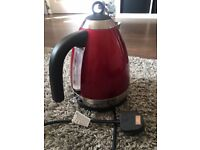 Red 1.7 kettle