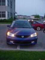 2004 Honda Civic SI Coupé (2 portes)