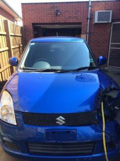 2006 Suzuki Swift Hatchback front damage * Meadow Heights Hume Area Preview