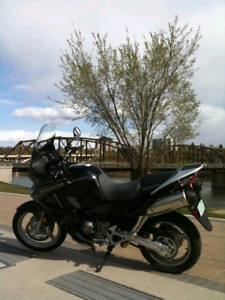 2008 Honda Varadero Adventure Touring
