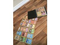 Pokemon collection original cards.
