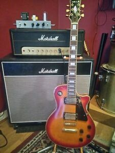 1993 Samick LesPaul LC-650 (Gibson Sleeper)