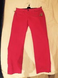 Ladies Pink DKNY Jeans