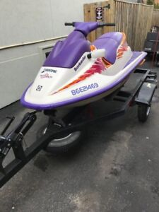 1996 Seadoo With Trailer $2500 Firm