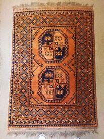 Hand made Pakistani rug