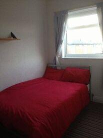 Standard double room for rent £330 per month no bills