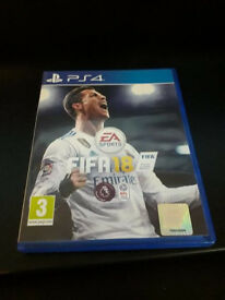 Fifa 18 great condition £35 no time wasters