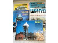 Model Railway magazines for sale