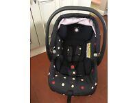 Mamas and Papas Primo Viaggio Car Seat Group 0+ plus base