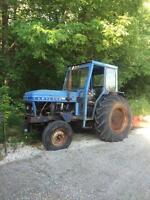 Leyland tractor 384