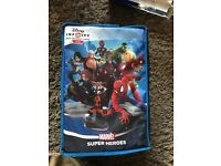 PlayStation 3 Disney infinity game with figures etc