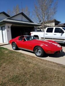 1976 Stingray Corvette
