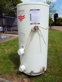 Megaflow water heater