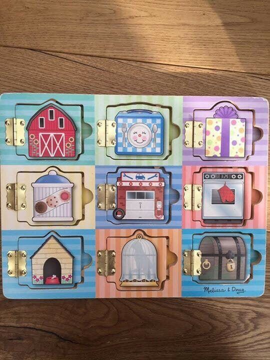 Melissa & Doug Door Puzzle