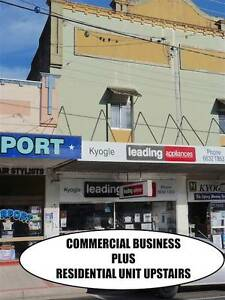 COMMERCIAL PROPERTY PLUS UPSTAIRS UNIT! Kyogle Kyogle Area Preview