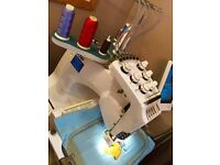 Brother PR650e Embroidery Machine