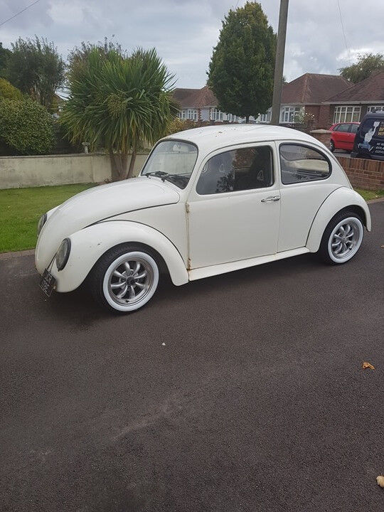1967 VW Beetle , 12v and Front Disk Breaks As standard (12 months M.O.T.) Classic :)
