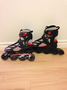 Patin a roulette rollerblade roller