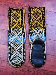 BRAND NEW KNIT SLIPPERS