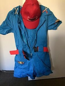 Mechanic/Pit stop girl dress up costume Baldivis Rockingham Area Preview