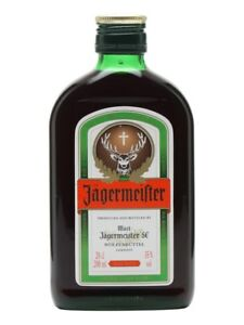 Old Green Bottle from Germany for Jagermeister Herbal Liq.$2.