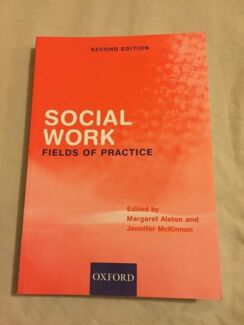 Social Work Fields of Practice  Canterbury Canterbury Area Preview