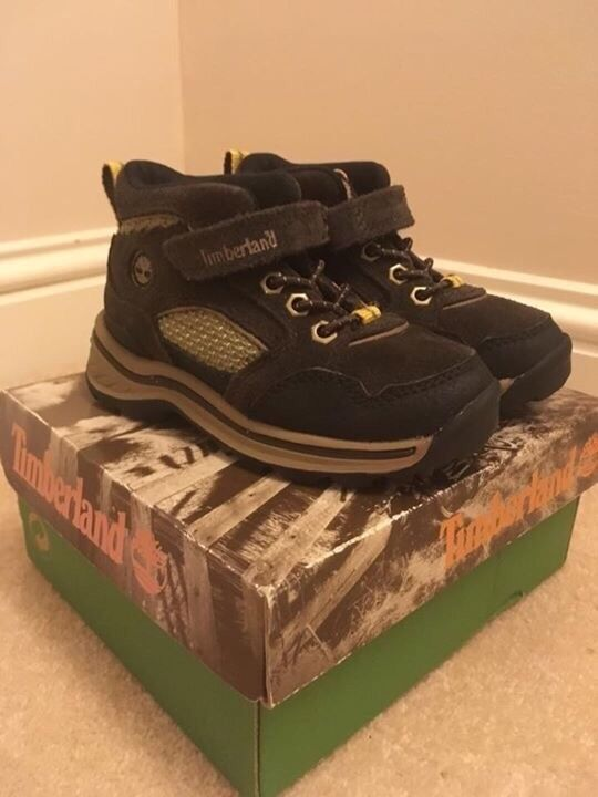 Brand New Timberland Toddler Boots - UK 6.5