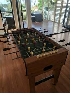 Table Soccer/ Foosball Table West End Brisbane South West Preview