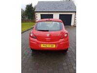 2009 Red corsa life 1.3 Diesel ECOflex