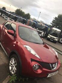 Nissan Juke Acenta Premium 2012