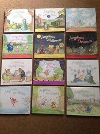 Angelina Ballerina storybook collection