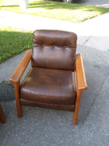 Couch and chairs