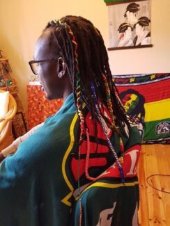 KINYA DREADLOCKS MELBOURNE