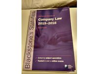 uni law books glasgow evidence contract human rights company statutes exam strathclyde