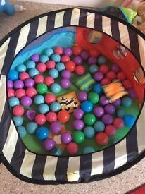ELC sensory ball pit