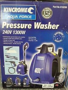 KINCROME PRESSURE WASHER Bayswater Knox Area Preview