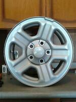 "5 Jeep Winter rims Wrangler 16"" rims with air pressure sensors"