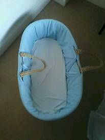 Moses basket no stand