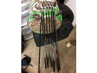 Set of Dunlop Drivers and Irons