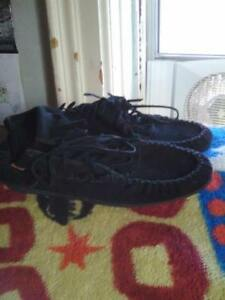 womans moccasins new reduced price.