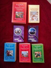 Famous Five Book Bundle
