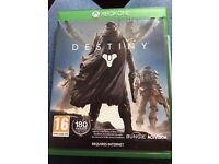 Destiny games for Xbox one