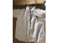 Boys Ralph Lauren shirt and jacket