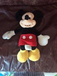 Mickey Mouse Stuffy