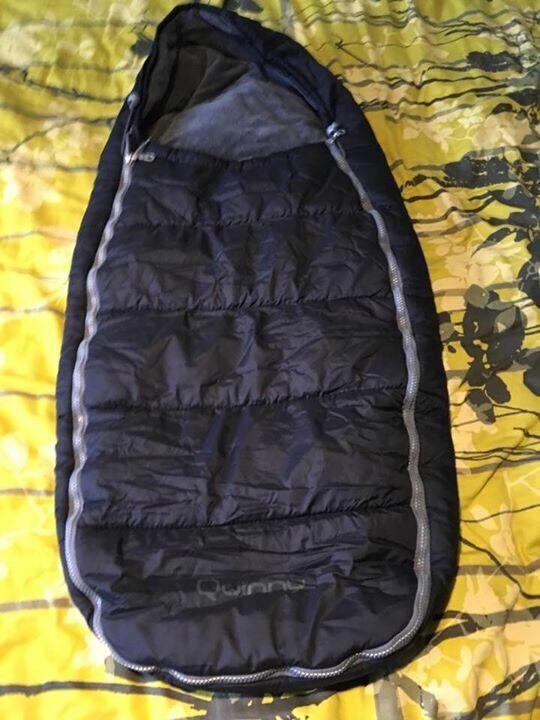 Quinny buzz universal sleeping bag