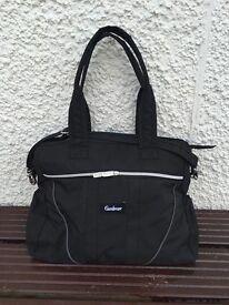Emmaljunga duo Combi pram & first car seat (black)